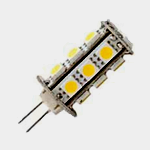 SEA TURTLE LIGHT BULB AMBER G4 JC20 LED