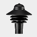 SEA TURTLE LIGHT FIXTURE - FWC APPROVED BOLLARD P5444